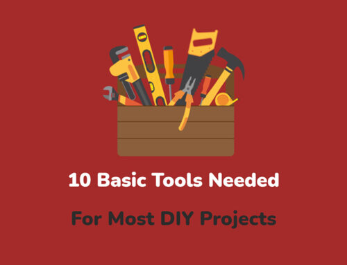 10 Basic Tools Needed for Most DIY Projects