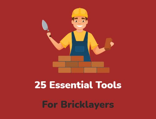 25 Essential Tools for Bricklayers