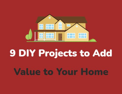 9 DIY Projects to Add Value to Your Home